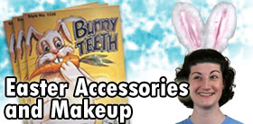 Easter Accessories and Makeup
