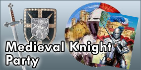 Medieval Knight Party