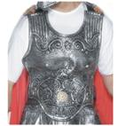 Roman Armour Breast Plate Adult (Rubber)
