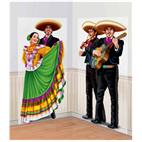 5' Fiesta Dancers & Mariachi Add-Ons